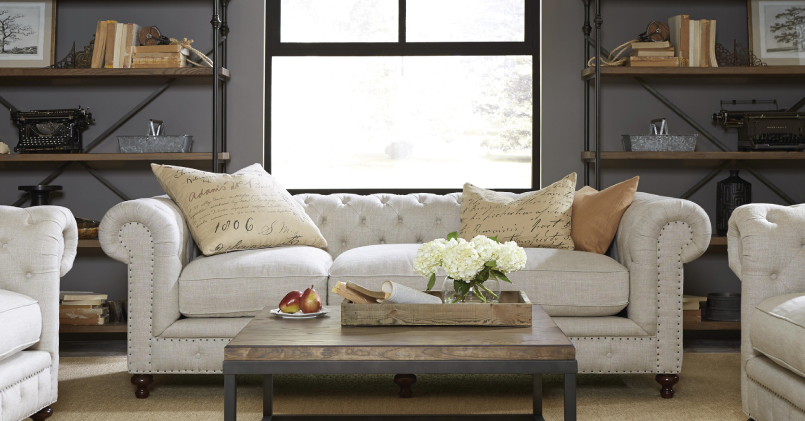 Living Room Furniture - Stuckey Furniture - Mt. Pleasant and Stuckey ...